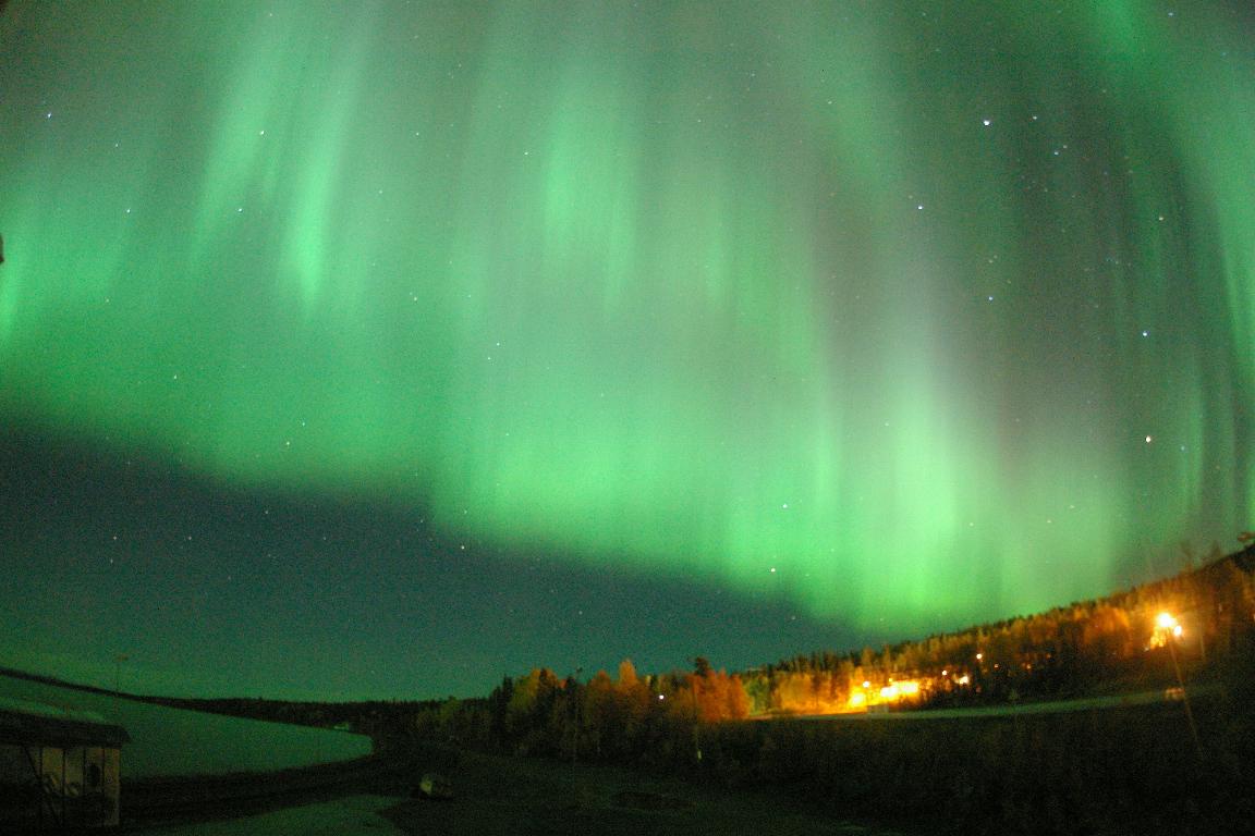 スウェーデン:ノルボッテン州ヨックモック郡